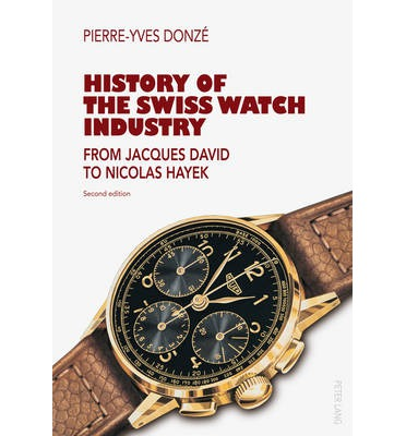 History of the Swiss Watch Industry