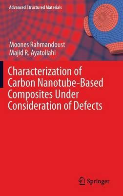 Characterization of Carbon Nanotube Based Composites Under Consideration of Defects 2016
