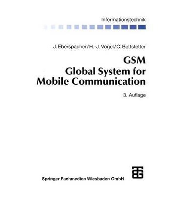 gsm global system for mobile communications Services and architecture if your work involves (or is likely to involve) some form of wireless public communications, you are likely to encounter the gsm standards.