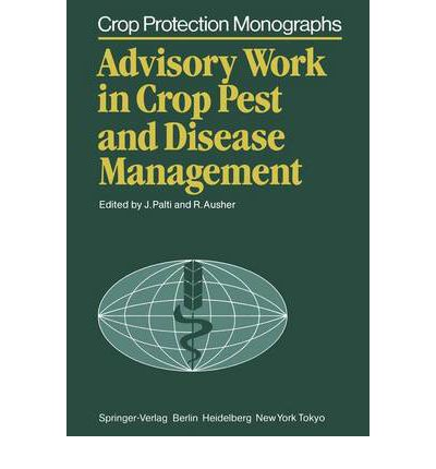 Advisory Work in Crop Pest and Disease