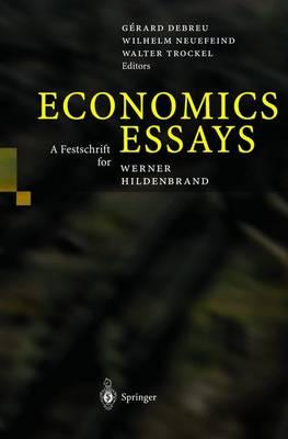 essays economics Essay on economics: free examples of essays, research and term papers examples of economics essay topics, questions and thesis satatements.