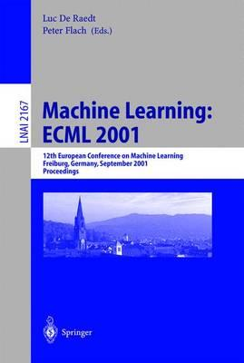 Machine Learning Ecml 2001