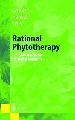 Il miglior download gratuito di ebook Rational Phytotherapy : A Physicians Guide to Herbal Medicine in italiano PDF iBook PDB by V. Schulz, R. Hansel, V.E. Tyler 9783540626480
