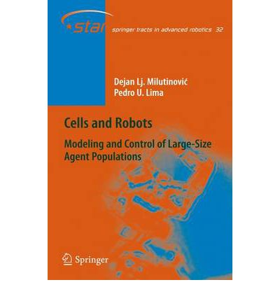 Cells and Robots : Modeling and Control of Large-size Agent Populations