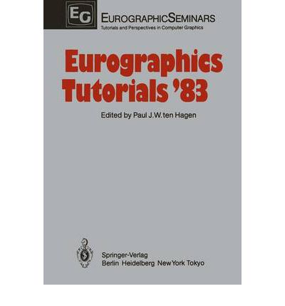 Eurographics Tutorials '83