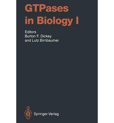 GTPases in Biology: I