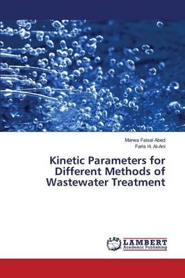 Kinetic Parameters for Different Methods of Wastewater Treatment