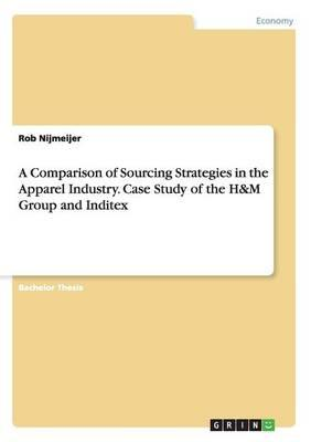 thesis on apparel industry