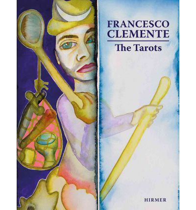 Studying the Works of Painter and Poet Francesco Clemente