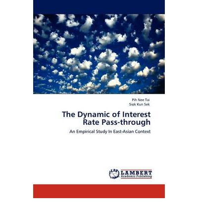 interest rate pass through Interest rate pass-through and monetary policy asymmetry: a journey into the caucasian black box by: rustam jamilov & balázs Égert william davidson institute.