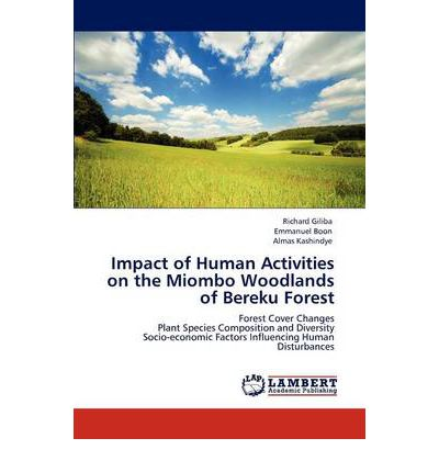 My Teaching Garden: Impact of Human Activities on The Environment