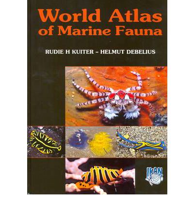 World Atlas of Marine Fauna: Selected Non-sessile Marine Invertebrates from Around the World
