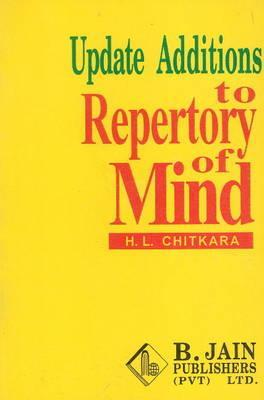 Updated Additions to Repertory of Mind