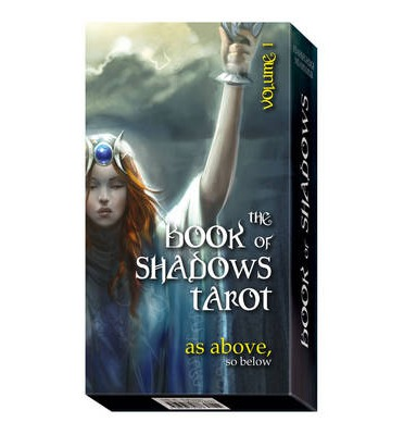 The Book of Shadows Tarot: As Above Volume I