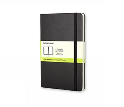 Moleskine Pocket Plain Notebook