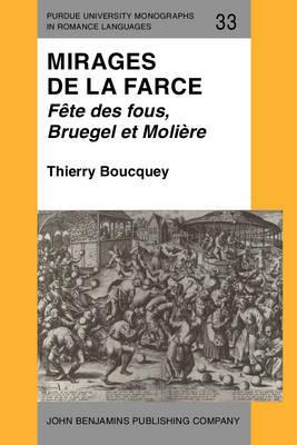 Mirages de la farce thierry boucquey 9789027217523 for Farcical in french