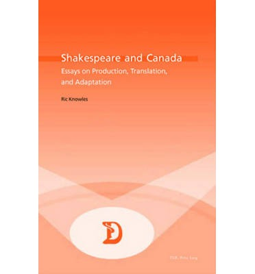 canadian theatre essay My principal areas of research interest are in contemporary canadian drama,  metatheatricality,  honourable mention richard plant essay award, catr ( 2007.