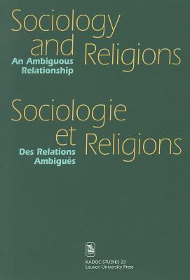 sociology and religion The sociological imagination and a christian worldview can you imagine a religion that actually reaffirming a sociology of religion, social.