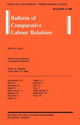 List of federations of trade unions