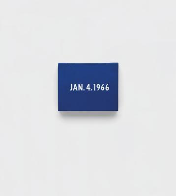 On Kawara - Date Painting(s) in New York and 136 Other Cities
