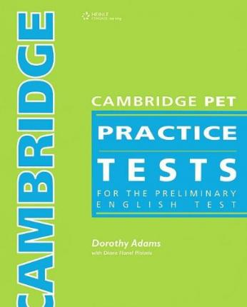 practice tests for the pet teacher's book