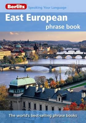 Berlitz: East European Phrase Book & Dictionary