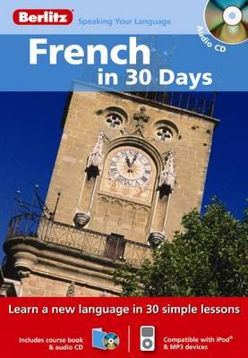 Berlitz Language: French in 30 Days