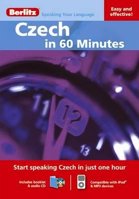 Berlitz Language: Czech in 60 Minutes