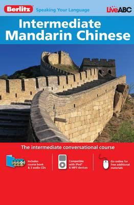 Berlitz Language: Intermediate Mandarin Chinese