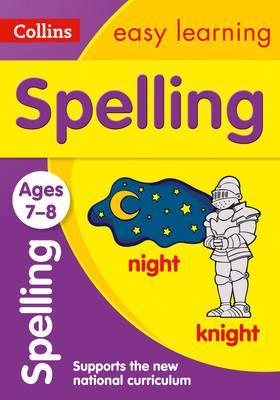 Spelling Ages 7-8