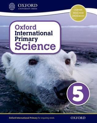 Oxford International Primary Science 5