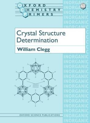 Crystal Structure Determination