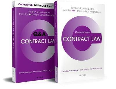 Contract Law Revision Concentrate Pack