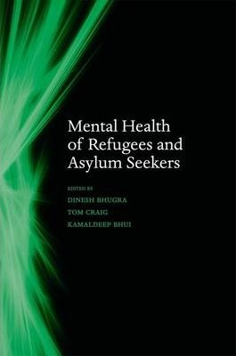mental health and health needs of asylum seekers and refugees Find refugee services and asylum seeker support across the uk by using the refugee council services directory  asylum seekers & refugees  and mental health.