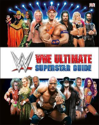 WWE Ultimate Superstar Guide, 2nd Edition by Jake Black