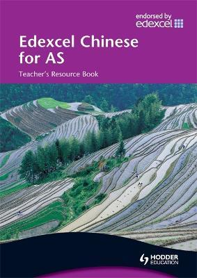 Edexcel Chinese for AS: Teacher's Resource
