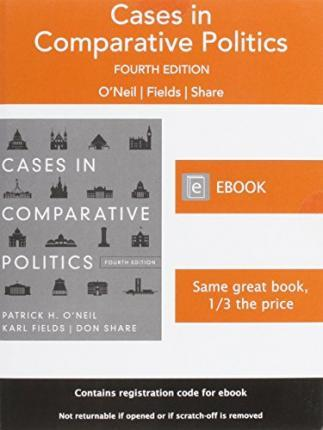 Cases in Comparative Politics