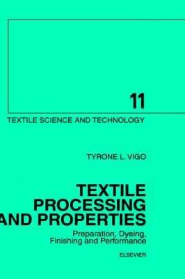Textile Processing and Properties