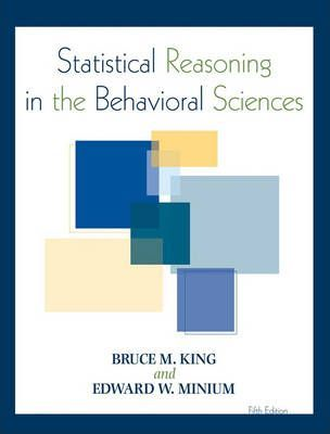 statistical reasoning in psychology Buy statistical reasoning in psychology and education on amazoncom free shipping on qualified orders.