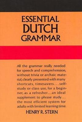 Essential Dutch Grammar