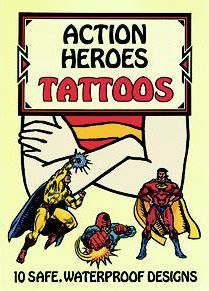 Action Heroes Tattoos