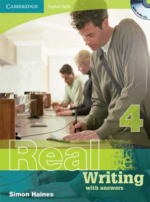 Cambridge English Skills Real Writing 4 with Answers and Audio CD: Level 4