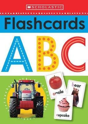 ABC Flashcards: Scholastic Early Learners (Flashcards)