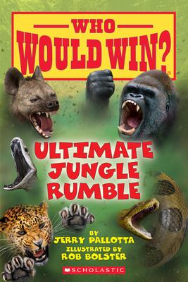 Ultimate Jungle Rumble (Who Would Win?), Volume 19