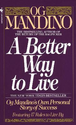 A Better Way to Live