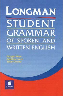 The Longman's Student Grammar of Spoken and Written English