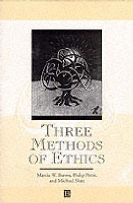 Three Methods of Ethics
