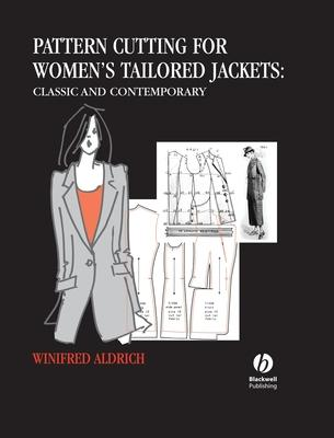 Pattern Cutting for Women's Tailored Jackets