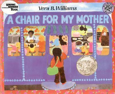 A Chair For My Mother Vera B Williams 9780688009144