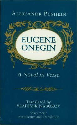 Eugene Onegin: Text v. 1